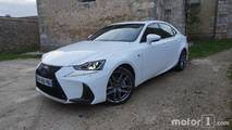 Essai Lexus IS 300h