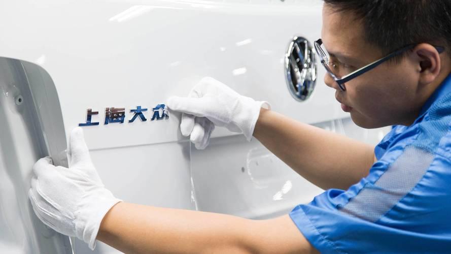 Volkswagen parla sempre più il cinese