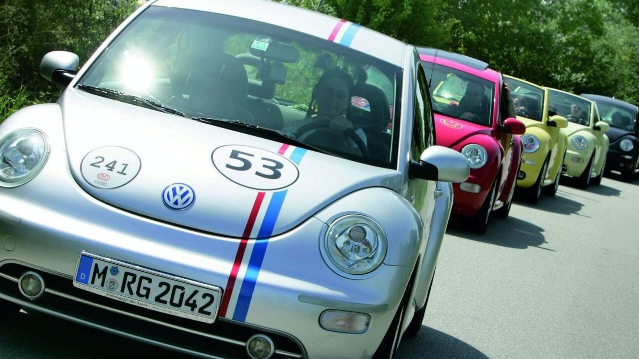 One Million New Beetles Produced