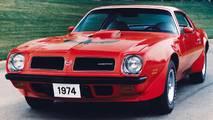 1974 Pontiac Firebird Trans Am SD-455