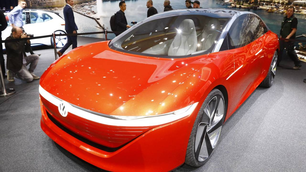 Volkswagen al Salone di Ginevra 2018