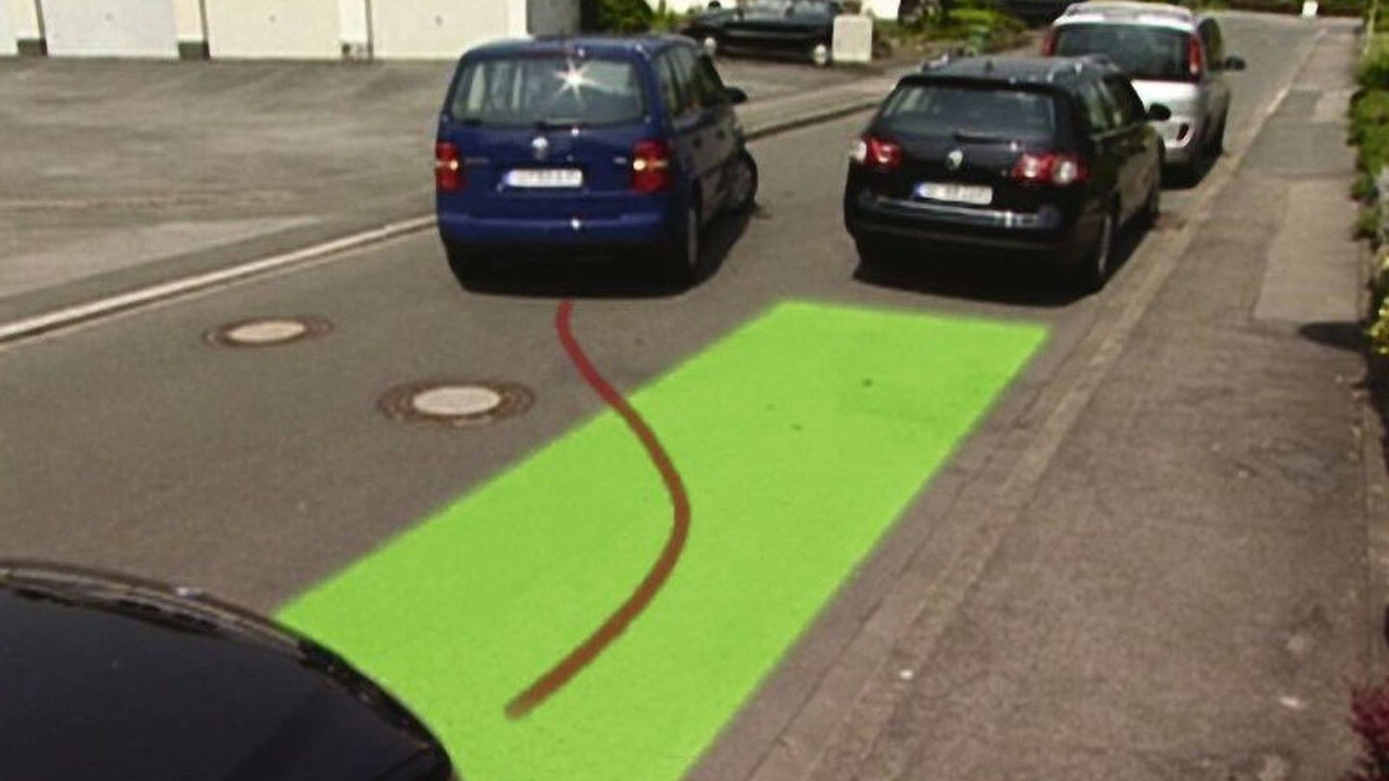 New Electronic Parking System by Hella