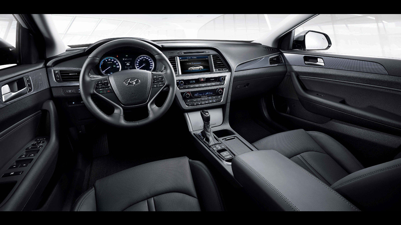 Hyundai Sonata Hybrid e Plug-in Hybrid