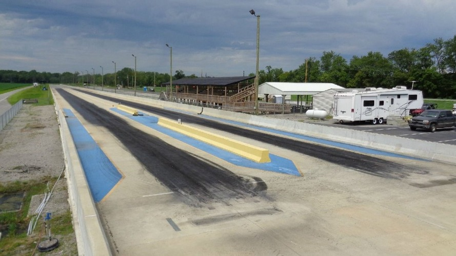 Own a dragstrip for $1.2 million USD