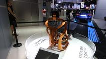 Lexus Kinetic Koltuk Konsepti Paris Otomobil Fuarı