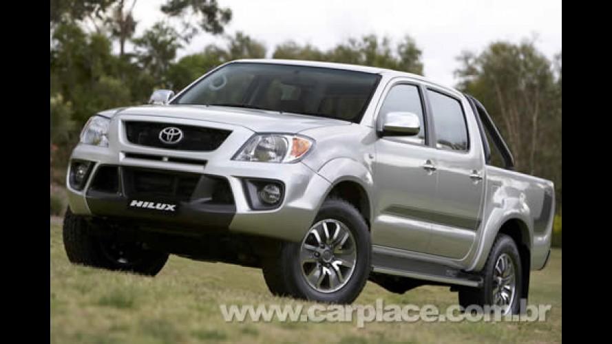 Austrália: Toyota fabricará Hilux TRD HX com motor 4.0L V6 de 300 cavalos
