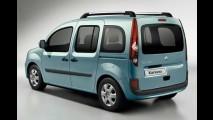 Conheça a Nova Renault Kangoo 2008 - Veja as fotos
