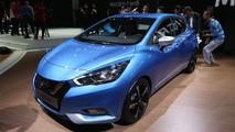 Nissan Micra 2017 Mondial de l'Automobile