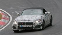 BMW Z5 casus fotoğrafları