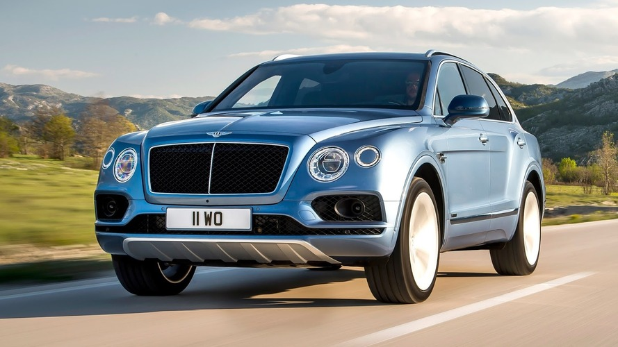 Shocking ! Le Bentley Bentayga passe au diesel !