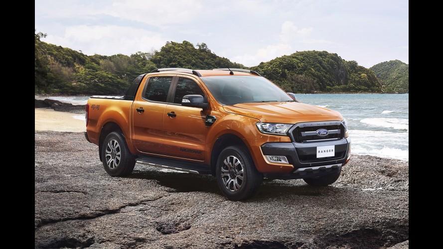 Pick Up Dünyasının En Sert Çocuğu Yeni Ford Ranger Wildtrak