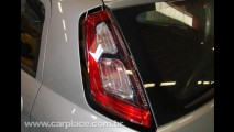 Vazam fotos do Novo Fiat Punto 2010 - Versão reestilizada muda por fora e por dentro