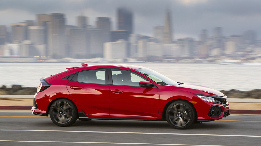 Honda Civic Si confirmed for L.A. auto show debut