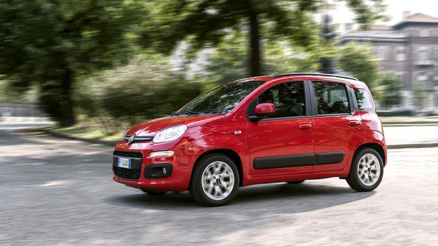 Veja o ranking dos mais vendidos na Europa - Fiat Panda é destaque