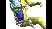 Toyota, modelli umani virtuali