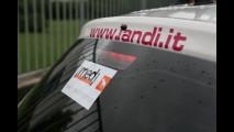 Reggio Emilia - Francoforte in Fiat 500 Landi Renzo