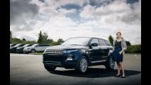 Le Range Rover Evoque di Natasha Slater