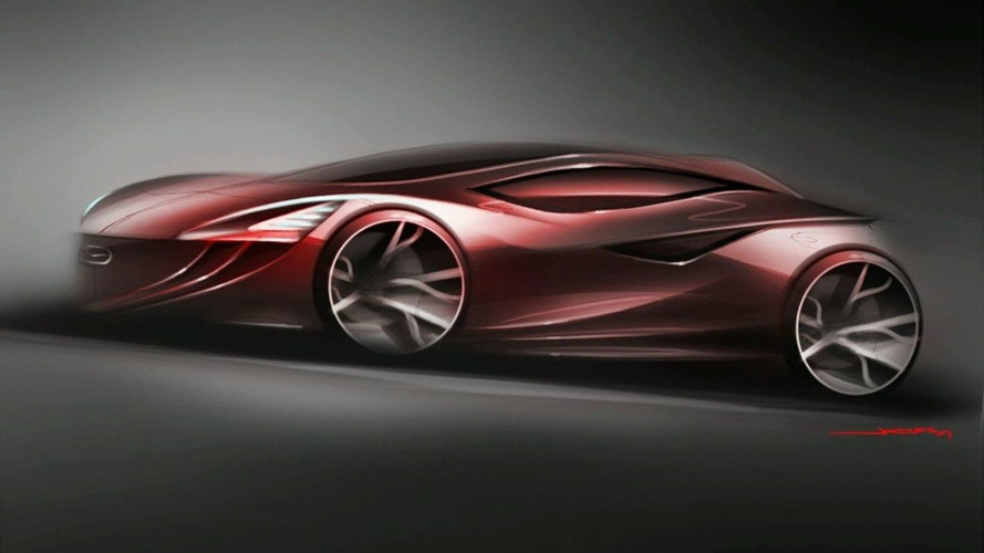 Mazda might celebrate centenary with special RX-9 supercar in 2020