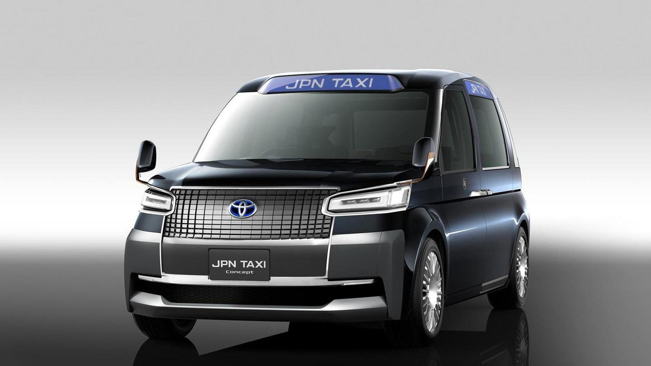 Toyota JPN TAXI concept 05.11.2013