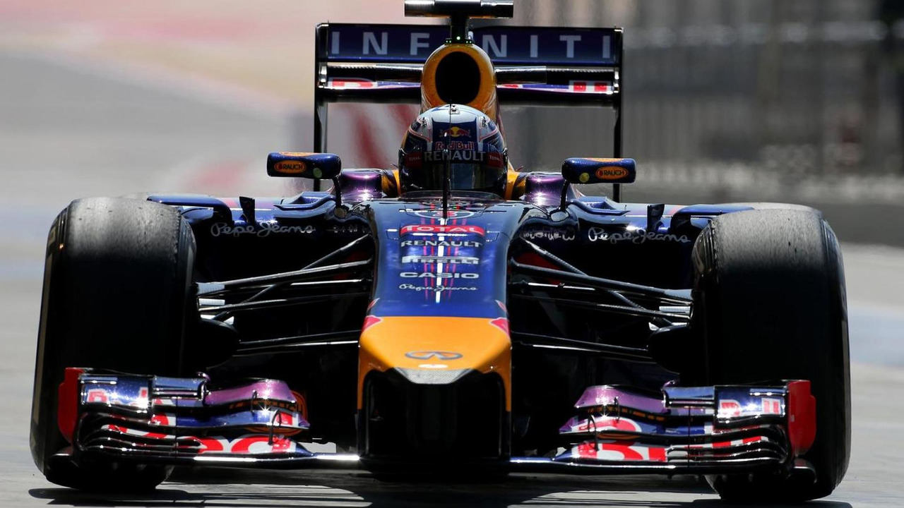 Daniel Ricciardo 22.02.2014 Formula One Testing Bahrain