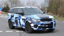 2015 Range Rover Sport RS spy photo