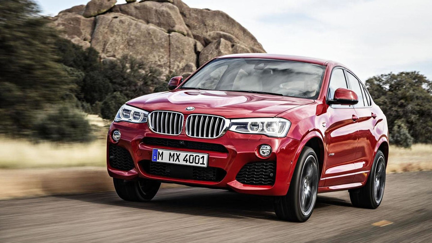 BMW X4 M due in 2017, could use the M2's engine - report