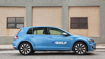 2015 Volkswagen e-Golf (US-spec)