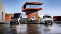 Renault Master facelift unveiled with an improved diesel engine
