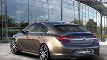 Opel Insignia facelift by Irmscher 27.8.2013