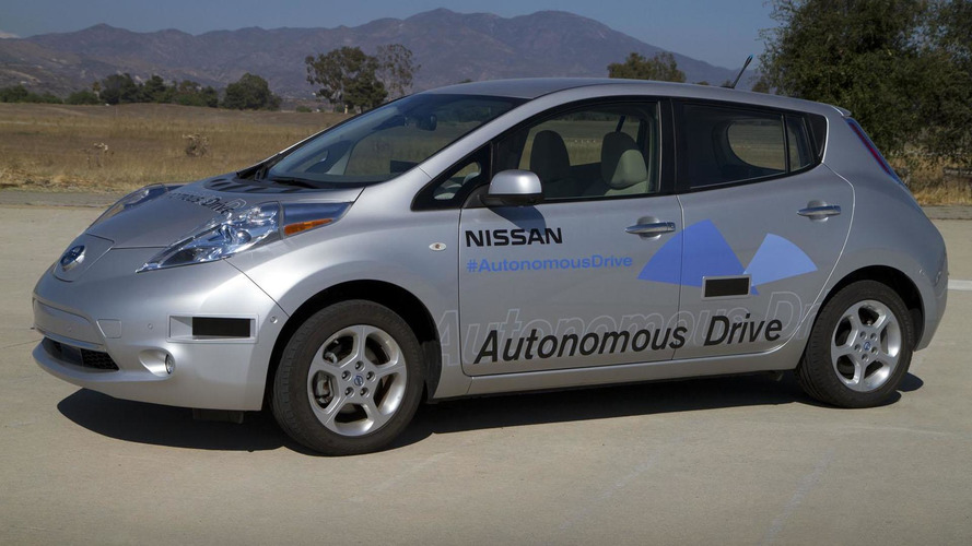 Nissan details their autonomous driving systems & launch dates