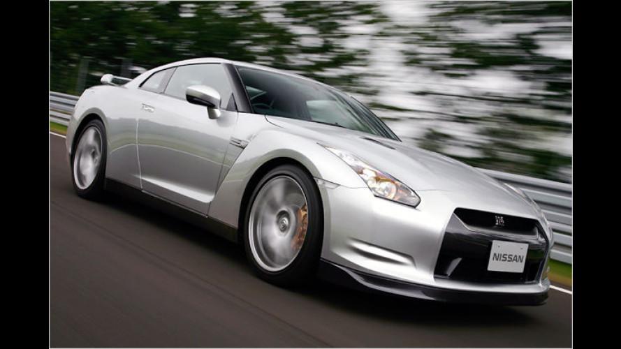 Vor Europastart: Nissan macht den GT-R stärker – und teurer