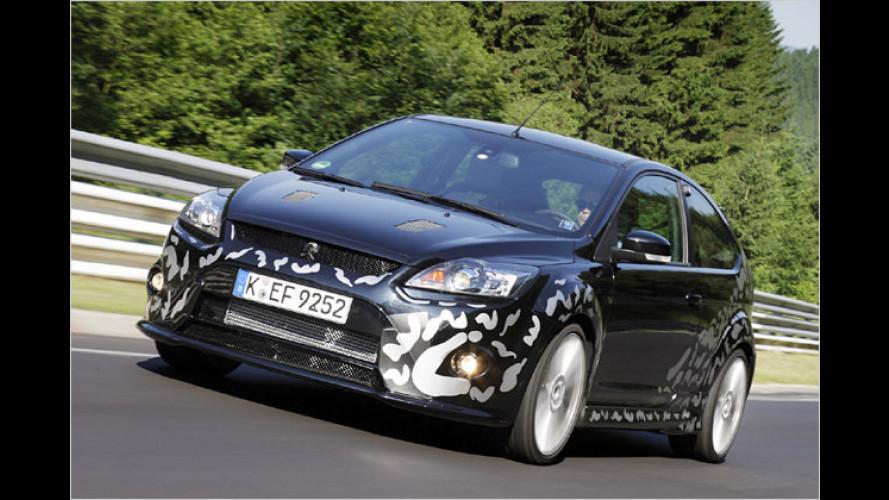 Kölner Kraftsportler: Neuer Ford Focus RS am Nürburgring
