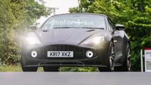 Aston Martin Vanquish Zagato Volante Photos espion