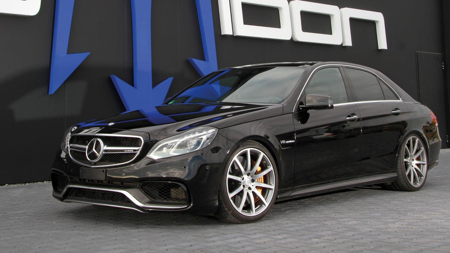 Tuned Mercedes-AMG E63 S Has More Power Than A Bugatti Veyron