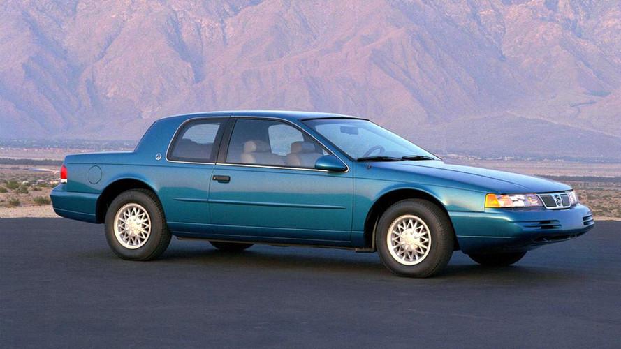 Classic Ads: 1994 Mercury Cougar