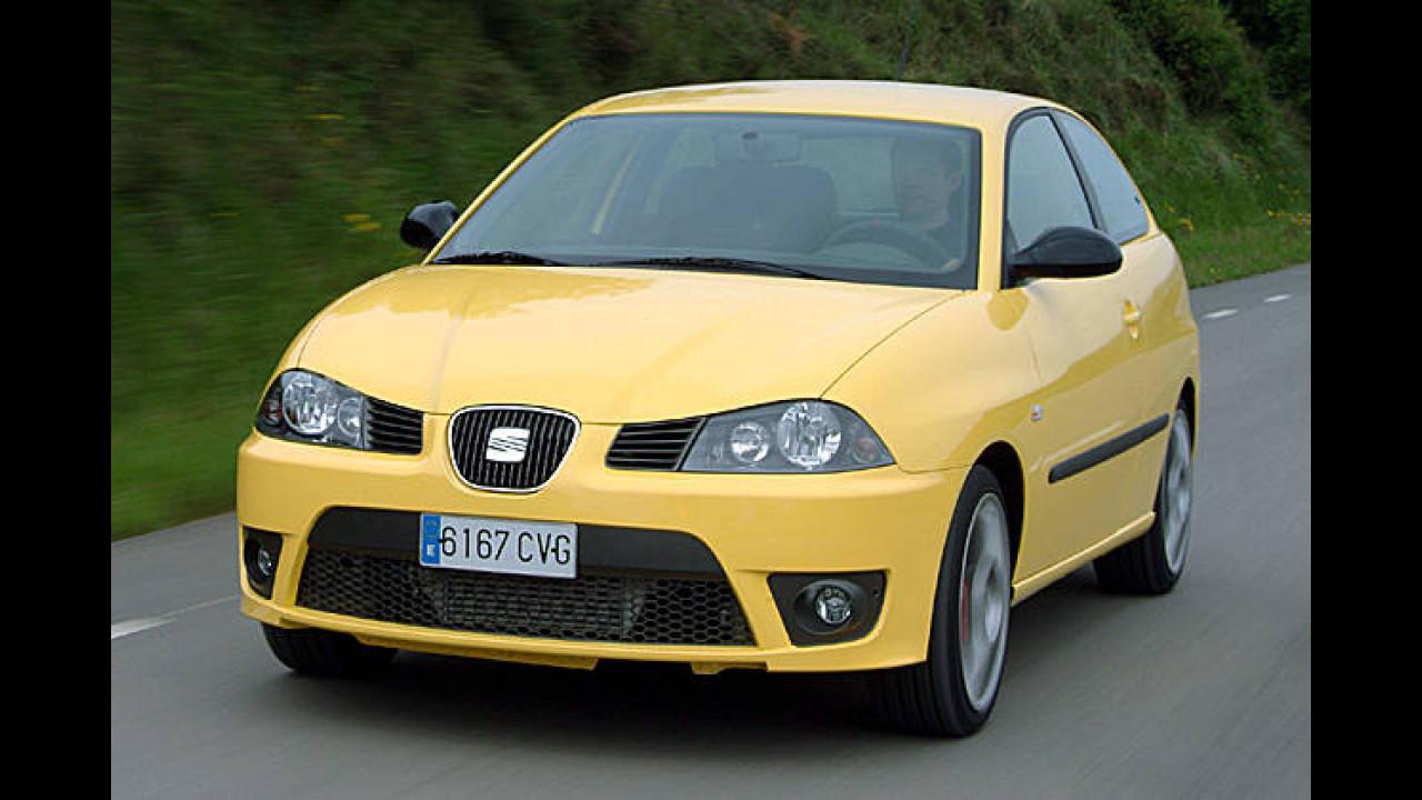 Seat Ibiza 1.9 TDI Cupra