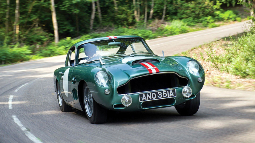 One-Off Aston Martin DB4GT Could Hit $8M At Auction