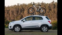 Chevrolet lança Tracker Freeride com câmbio manual por R$ 67.990