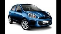 Nissan March Active, agora produzido no Brasil e de cara velha, sai por R$ 30.990