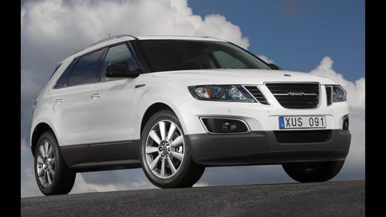 Saab suspende garantias e serviços de recall de veículos vendidos na América do Norte