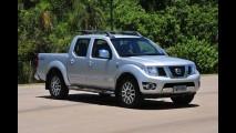 Volta rápida: Nissan Frontier Série 10 anos - Banho de loja para voltar à briga