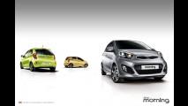 Novo Kia Picanto 2012: Veja todos os detalhes em galeria de fotos em alta resolução