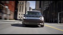 Pré-Los Angeles: Ford revela oficialmente primeiros detalhes do Novo Flex 2013
