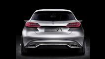 Mercedes Concept A antecipa formas da nova geração do Mercedes Classe A