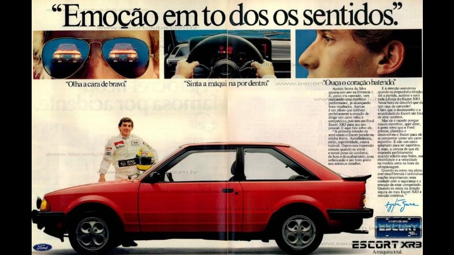 Carros para sempre: Escort XR3 - Um esportivo europeu no Brasil