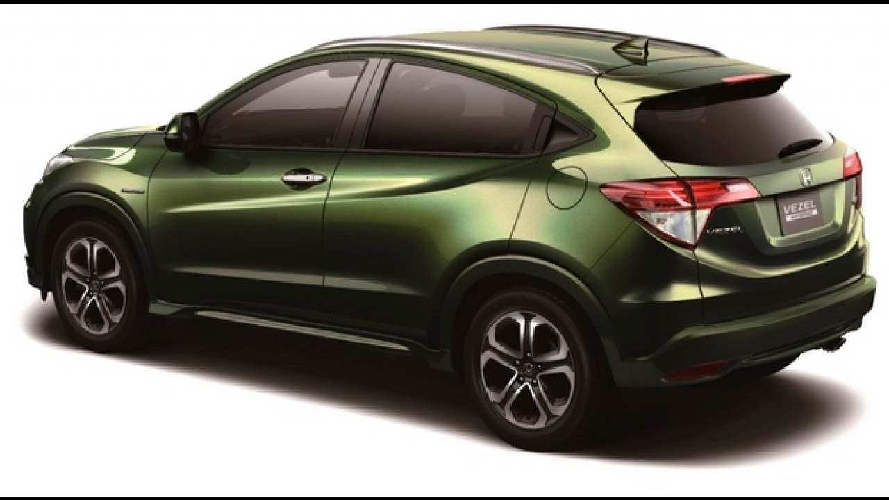 Oficial: Honda revela rival do EcoSport que será nacional em 2015
