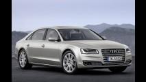 Audi mostra A8 2014 reestilizado antes do Salão de Frankfurt