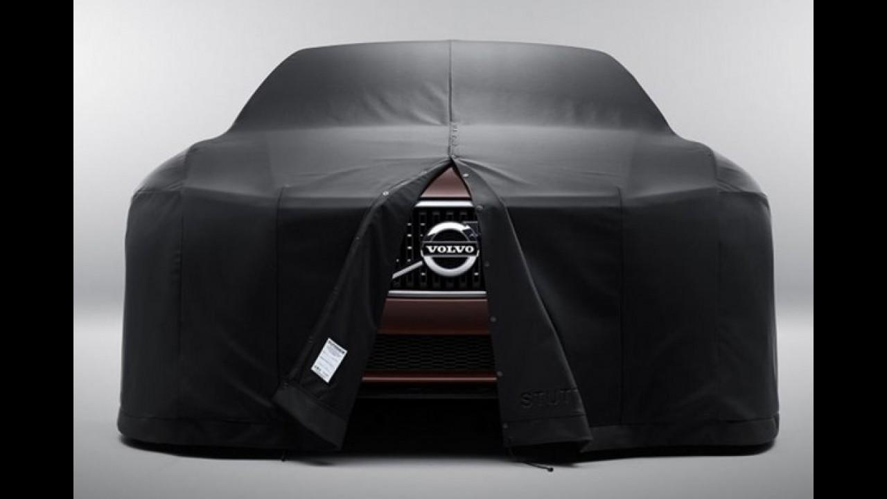 Volvo revela teasers do Concept Estate que estará em Genebra