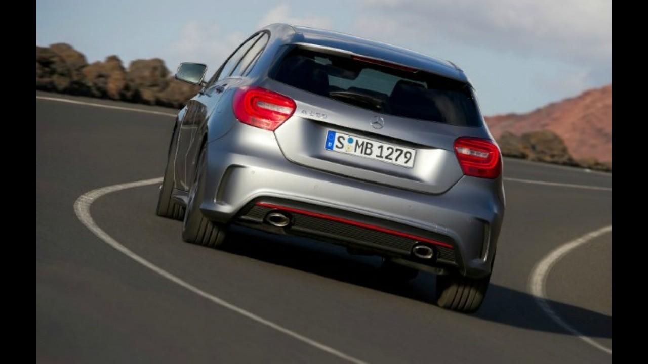 Alta expectativa: Mercedes contrata empresa finlandesa para ampliar capacidade de produção do novo Classe A
