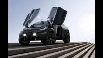 Niro Concept antecipa crossover compacto da Kia para a Europa